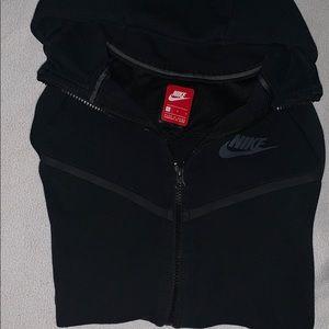 Nike tech fleece full zip up